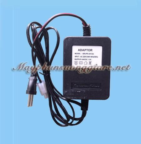 Nguồn adapter 24VDC