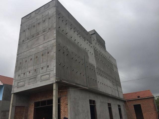 Mô hình xây dựng nhà yến phổ biến