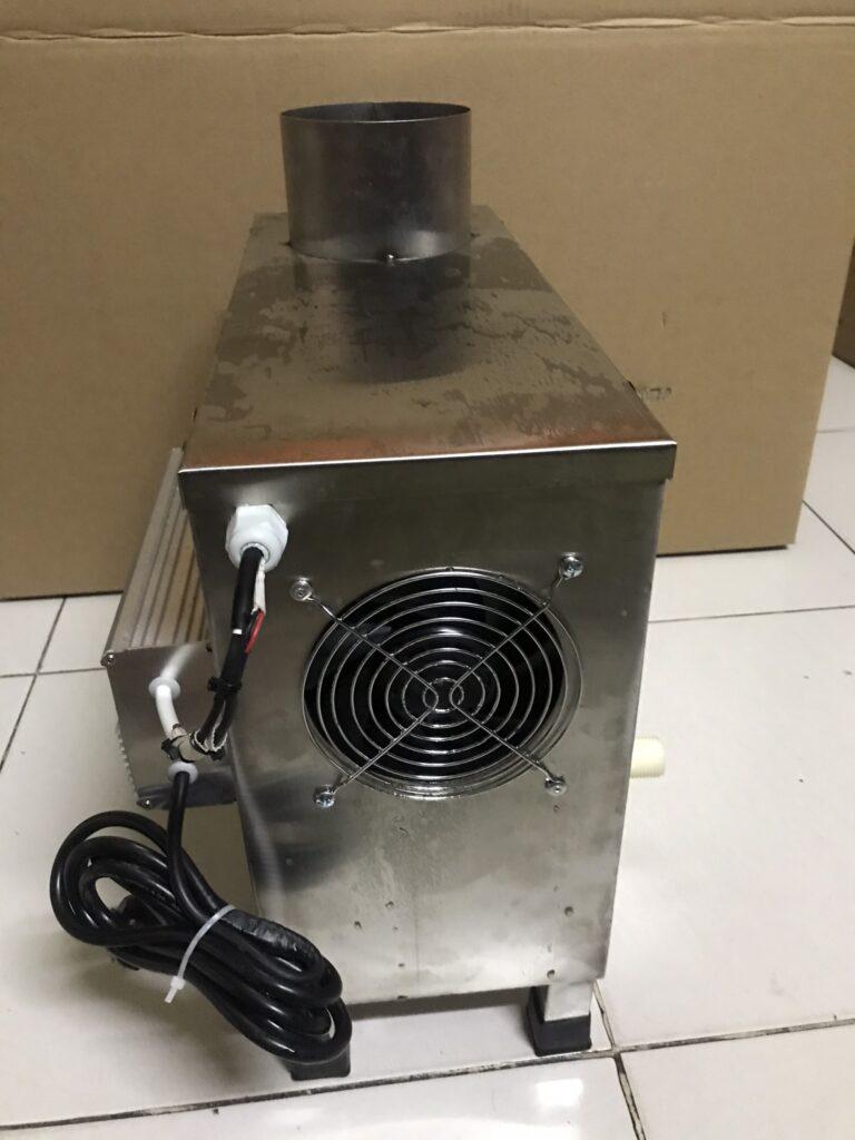 máy tạo ẩm thùng inox loại 1 vỉ