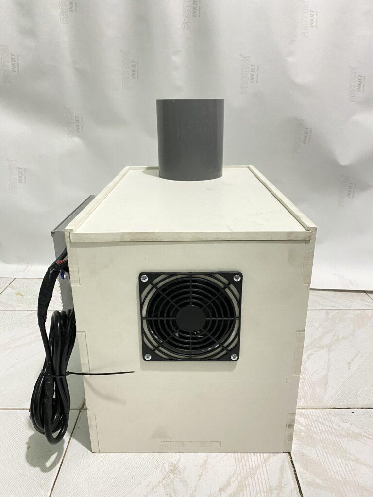 máy tạo ẩm thùng nhựa loại 2 vỉ